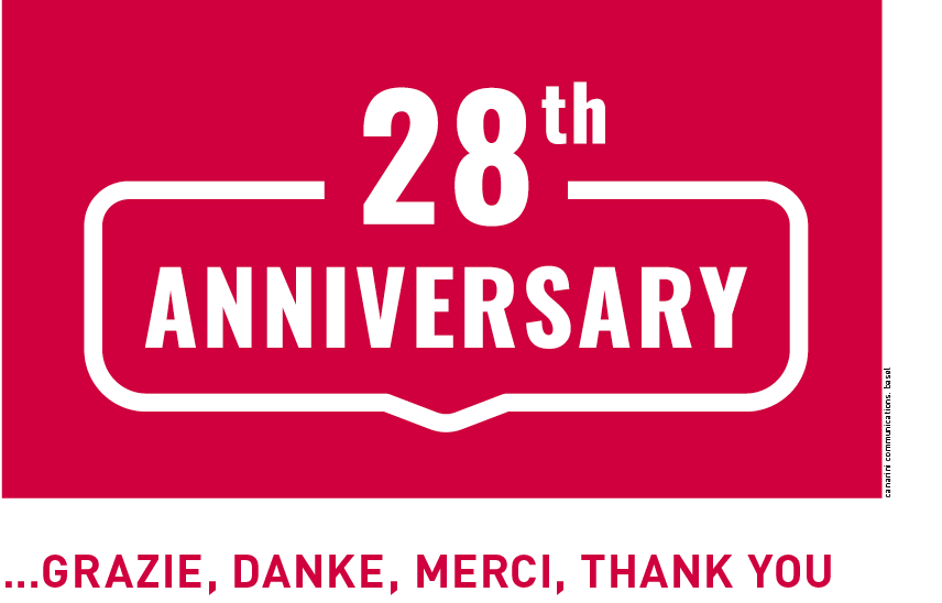 28th anniversary of the professional translation agency