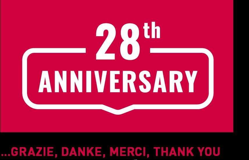 28° anniversario traductor, agenzia di traduzione
